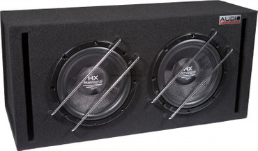 Audio System HX10SQ-BR-2 HX-SERIES HIGH END Boom Box Subwoofer
