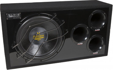 Audio System H15BR HELON-SERIES EXTREME Boom Box Subwoofer