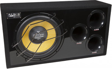 Audio System X15-1100BR X--ION-SERIES Boom Box Subwoofer