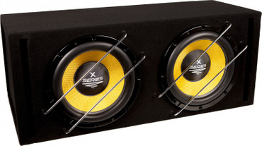 Audio System X12BR-2 X--ION-SERIES LANGHUB Boom Box Subwoofer