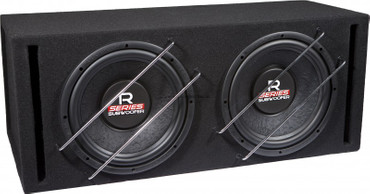Audio System R12BR-2 RADION-SERIES HIGH EFFICIENT Boom Box Subwoofer