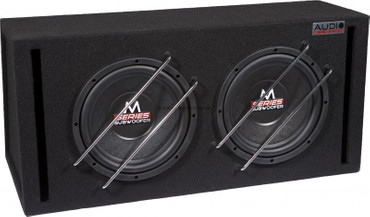 Audio System M10BR-2 M-SERIES HIGH EFFICIENT Boom Box Subwoofer