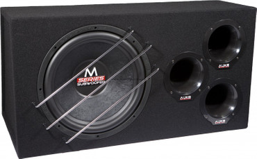 Audio System M15BR M-SERIES HIGH EFFICIENT Boom Box Subwoofer