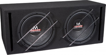 Audio System M12BR-2 M-SERIES HIGH EFFICIENT Boom Box Subwoofer