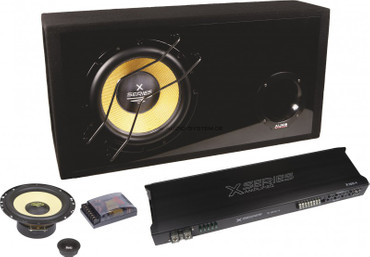 Audio System X-ION Series Set X--ION-SERIES Komplett-Set