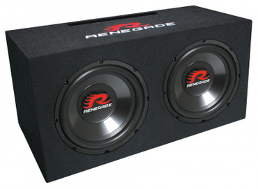 RENEGADE Subwoofer-Box RXV1002 – Bild 1