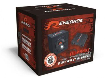 RENEGADE Basskit RBK550 – Bild 2
