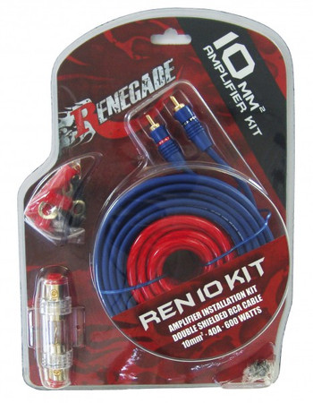 RENEGADE KABELKIT 10 mm² REN10KIT – Bild 1