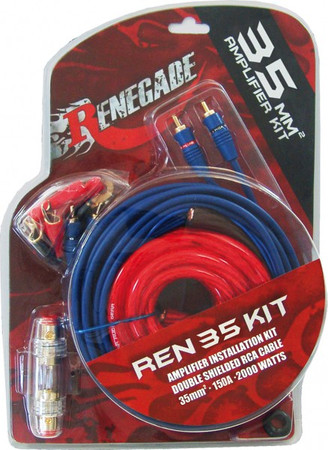 RENEGADE KABELKIT 35 mm² REN35KIT – Bild 1