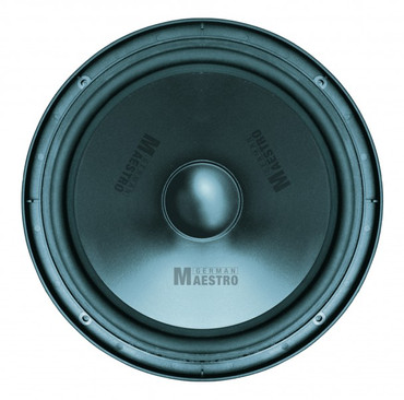 German Maestro SW8009 Breitband-Woofer