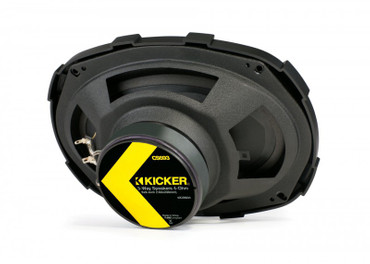 KICKER Triaxial-System CS693 – Bild 6