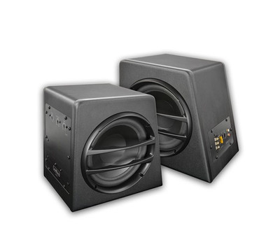 Axton AXB20A AXTON Compact Subwoofer 20cm mit Amplifier