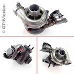 Austausch-Turbolader CITROËN / FORD / PEUGEOT / VOLVO / MINI / MAZDA (1.6 HDI/TDCI/DI/D, 66/80/81/82 kW) 001