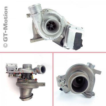 Austausch-Turbolader MERCEDES Vito (2.0 CDI, 70/85 kW) ELEKTR.