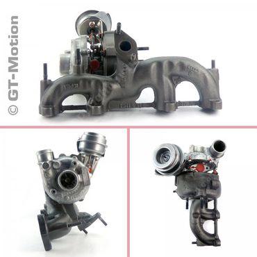 Austausch-Turbolader VAG / FORD (1.9 TDI, 66/74/81/85 kW)