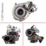 Austausch-Turbolader MERCEDES (200/220 CDI, 85/105 kW) 001