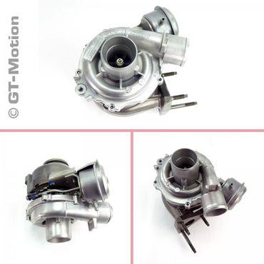 Austausch-Turbolader RENAULT (1.9 DCi, 96 kW)