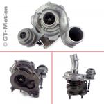 Austausch-Turbolader OPEL / RENAULT / NISSAN / MITSUBISHI / VOLVO (1.9 DI/DCI/DTI/DID, 60/74/75/77/79 kW) 001