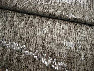 Pailletten, Burda Style, Silber, Altsilber – Bild 2