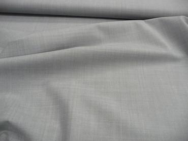 Wolle, Polyester, Italien, Grau, Blau – Bild 4