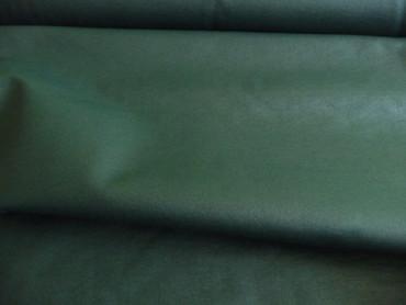 Burda Style Stoff, Kunstleder, Viskose, Elastan, Polyester, grün