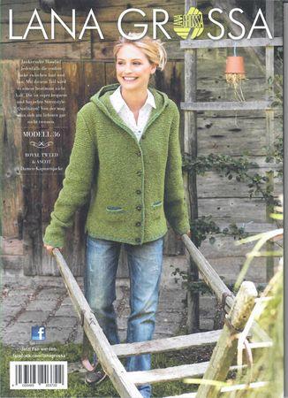 "Lana Grossa Filati ""Best of Trachten"" Ausgabe Nr. 6 Magdalena Neuner – Bild 2"