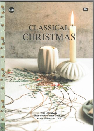 Rico Stickheft Nr. 160 Classical Christmas