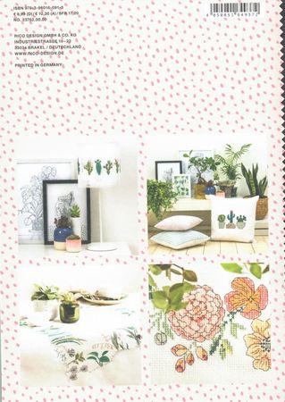 "Rico Design Stickheft Nr. 162  ""hygge""  NEU Ausgabe 2018 – Bild 2"