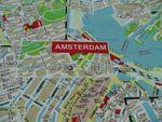 Bezugsstoff + Dekostoff   - Motiv Amsterdam-   140 cm breit Baumwolle 001