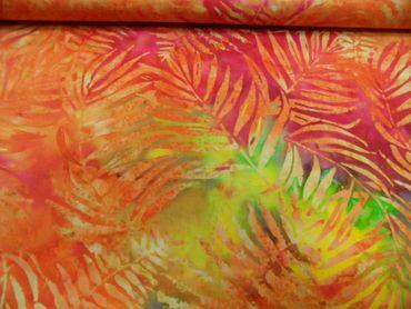 Patchworkstoff von Makower Island-Batik    N E U   50x110 cm NEU