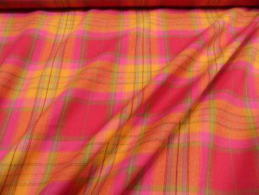 Baumwoll-Flanell geeignet f. Hemden, Blusen etc., BW mehrfarbig – Bild 5