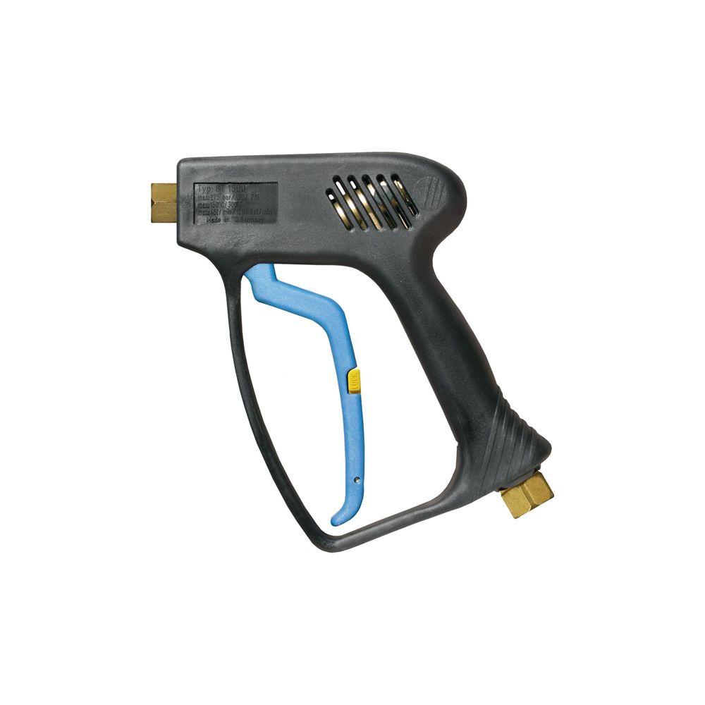 """HD-Pistole ST-1500 mit Weep, E=3/8"""" IG, A=1/4"""" IG, max. 275 bar, max. 150°C, max. 45 L/min"""