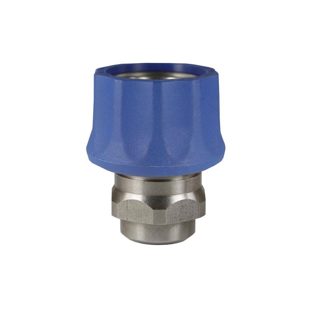 Schnellkupplung ST-3100, max. 250bar, max. 150°C, Edelstahl