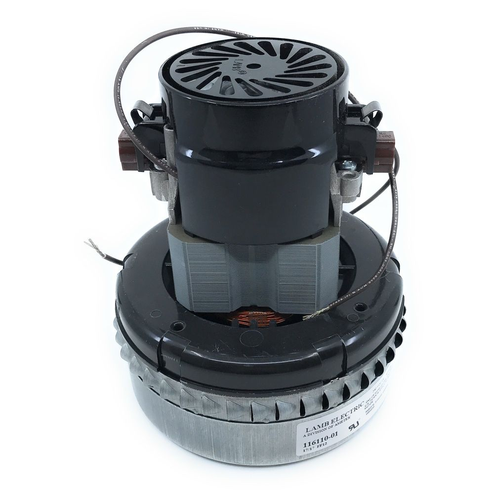 Lamb Electric Saugerturbine 1100 W, Typ 116 110-01, 2-stufig, H=170mm, D=145mm, TH=69mm, 230V/50Hz – Bild 4