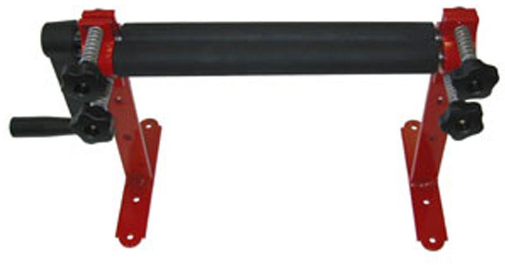 Ledertuchpresse, Lederwringer, Lederhexe, sehr robuster Stahlrahmen, selbstschmierend – Bild 1