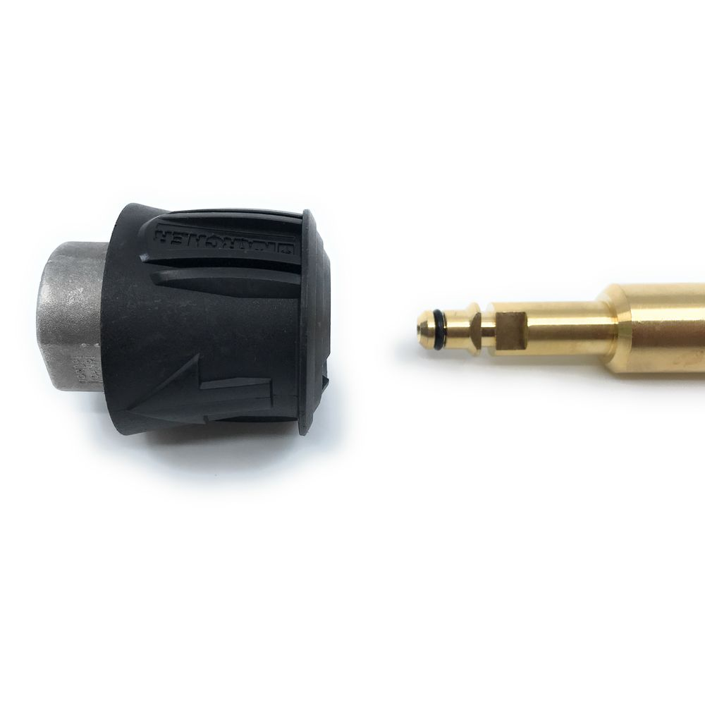 Schnellkupplung Kärcher QuickConnect auf M22 x 1.5mm – Bild 8