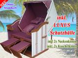 rustikalen Strandkorb günstig kaufen in unserem Strandkorb Onlineshop