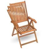 Bild 6 - XINRO® Balkonhängetisch Klapptisch für Balkon Akazienholz Hängend 64,5x44,5x80cm Balkontisch Hängetisch Balkon Holzhängetisch - XINRO