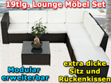 Gartenmöbel Lounge BD-0091