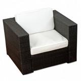 Bild 4 - 21-tlg Lounge Balkonmöbel Polyrattan ✔ XXXL ✔ anthrazit - XINRO