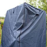 Bild 7 - Schutzhülle Strandkorb ✔ XXXL - 160cm ✔ (winterfest) ✔ blau - XINRO