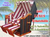 Ostsee Strandkorb inkl. Strandkorbhülle günstig kaufen