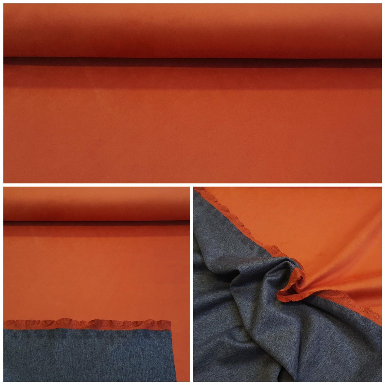 microvelour stoff doubleface doppelseitig velour wildleder. Black Bedroom Furniture Sets. Home Design Ideas