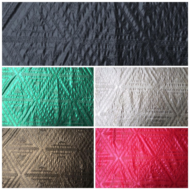 pailletten stoff kunstleder leder mit muster in 5 farben polster m bel deko ebay. Black Bedroom Furniture Sets. Home Design Ideas