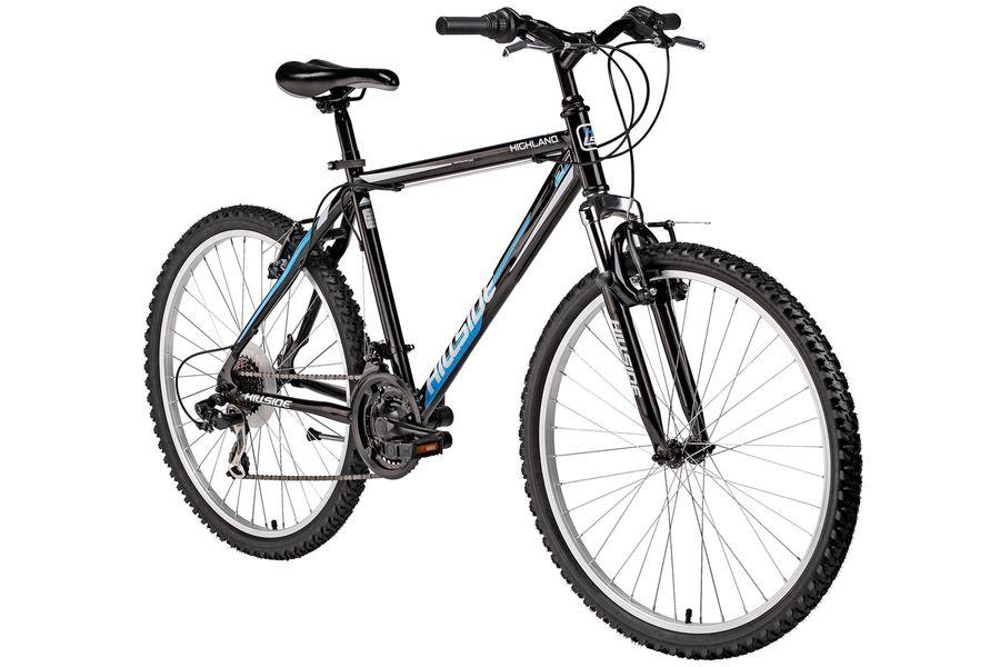 """26"""" hardtail mountain bike Hillside Highland"""