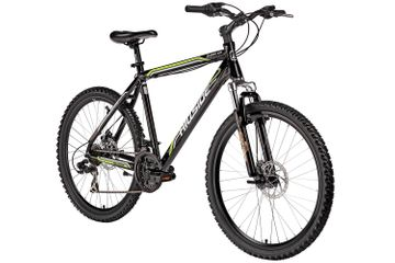"26"" Hillside mountain bike Shark 2.0 MTB bike disc brakes 21-speed gears"
