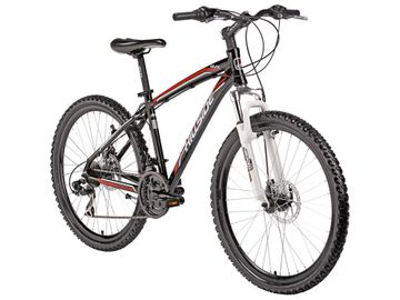 "26"" Hillside mountain bike NYX MTB bike disc brakes 21-speed gears 16 inch frame size"