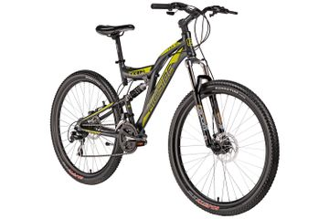 "27.5"" Hillside mountain bike TXX 1.2 disc brake 24-speed Shimano gears 18"" frame size"
