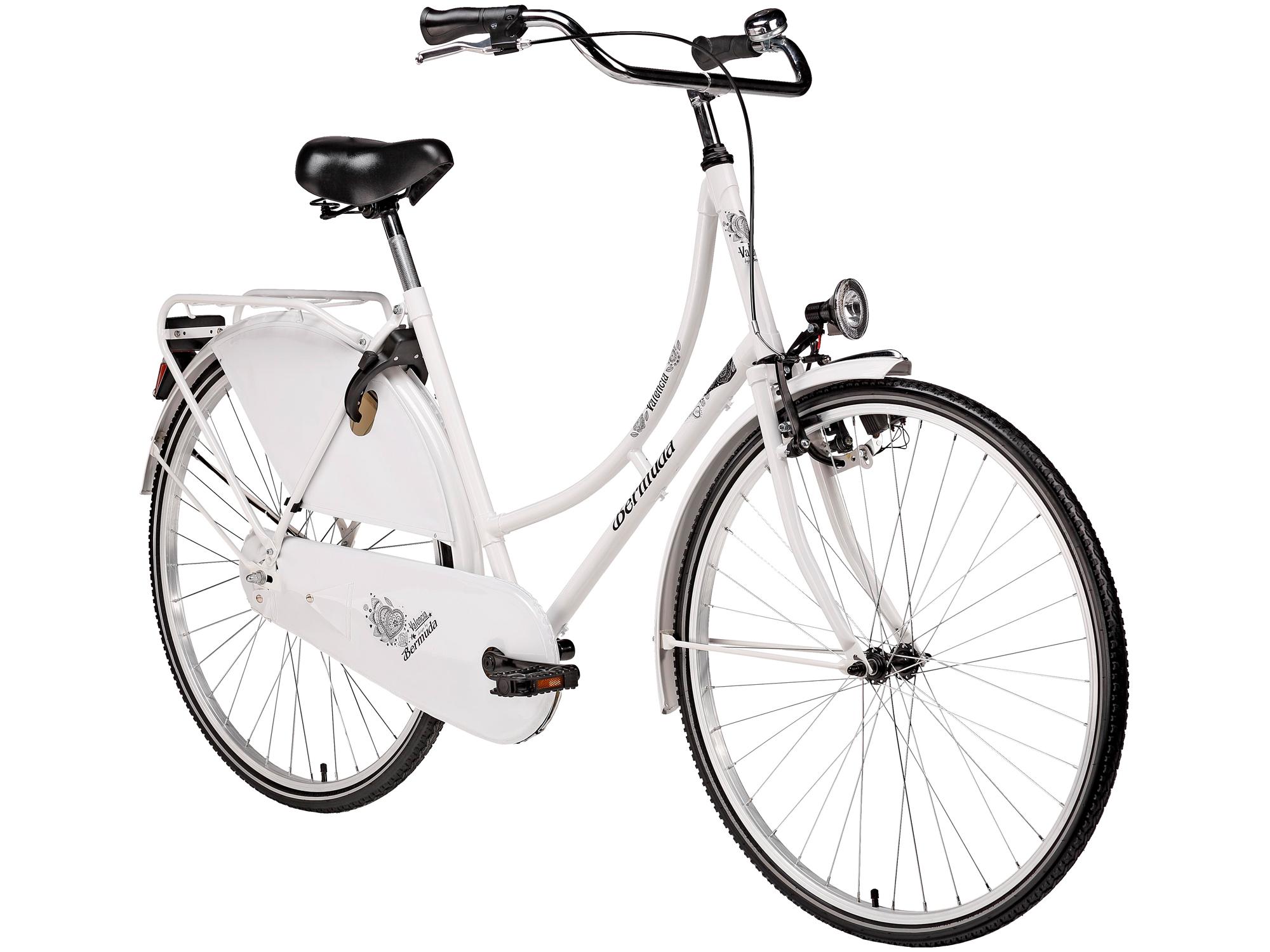 hollandrad damen bermuda weiss g nstig kaufen bikes4less. Black Bedroom Furniture Sets. Home Design Ideas