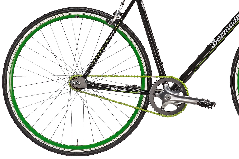 Fixie Fahrrad Bermuda Kiwi günstig kaufen | bikes4less
